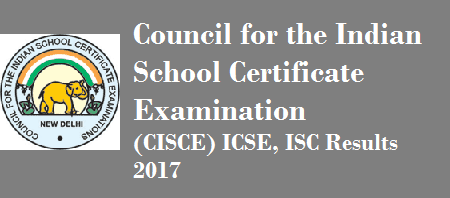 CISCE Results 2017